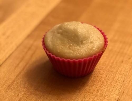 Baking….