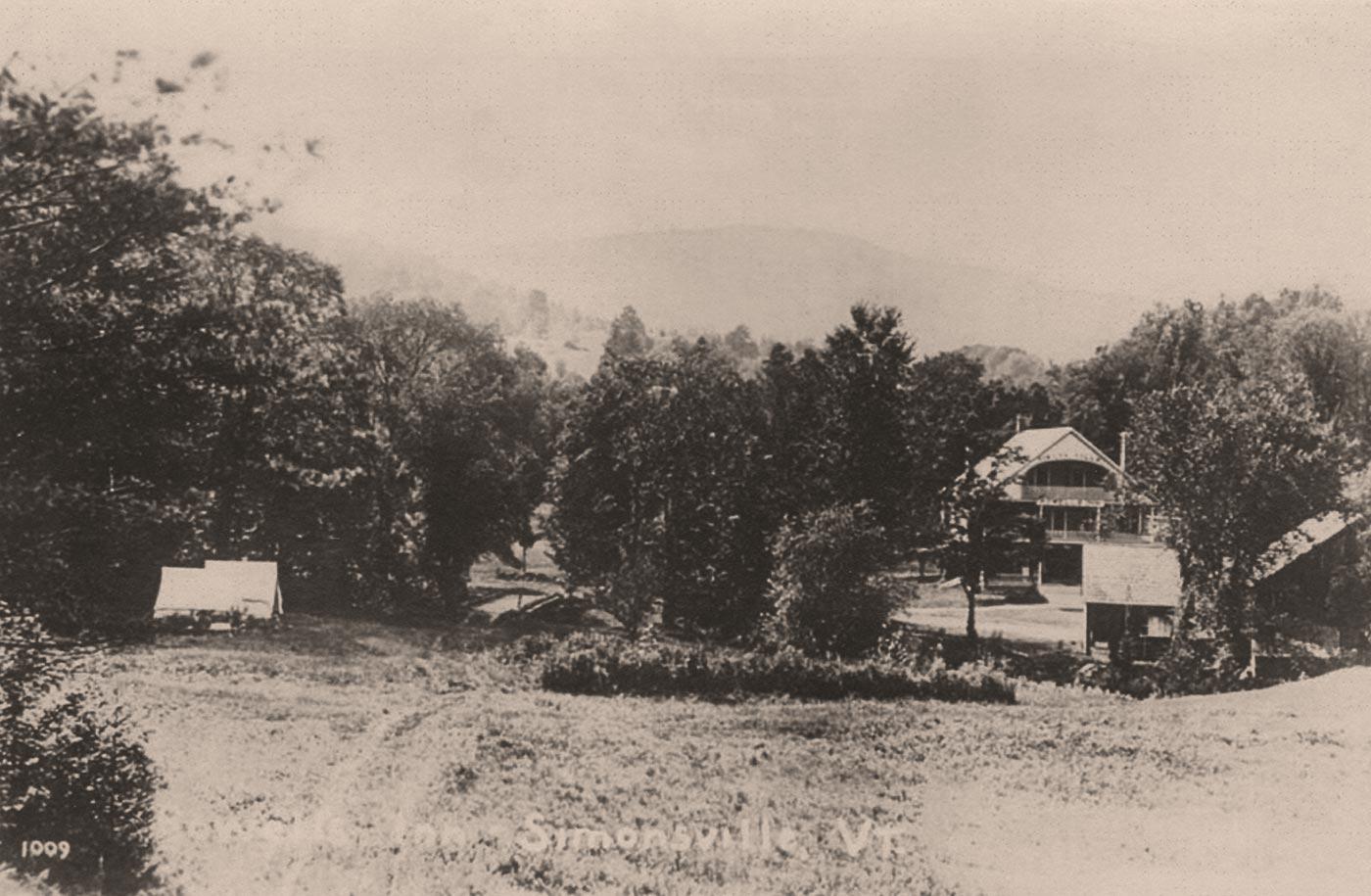 Rowell's Inn Historic Photo