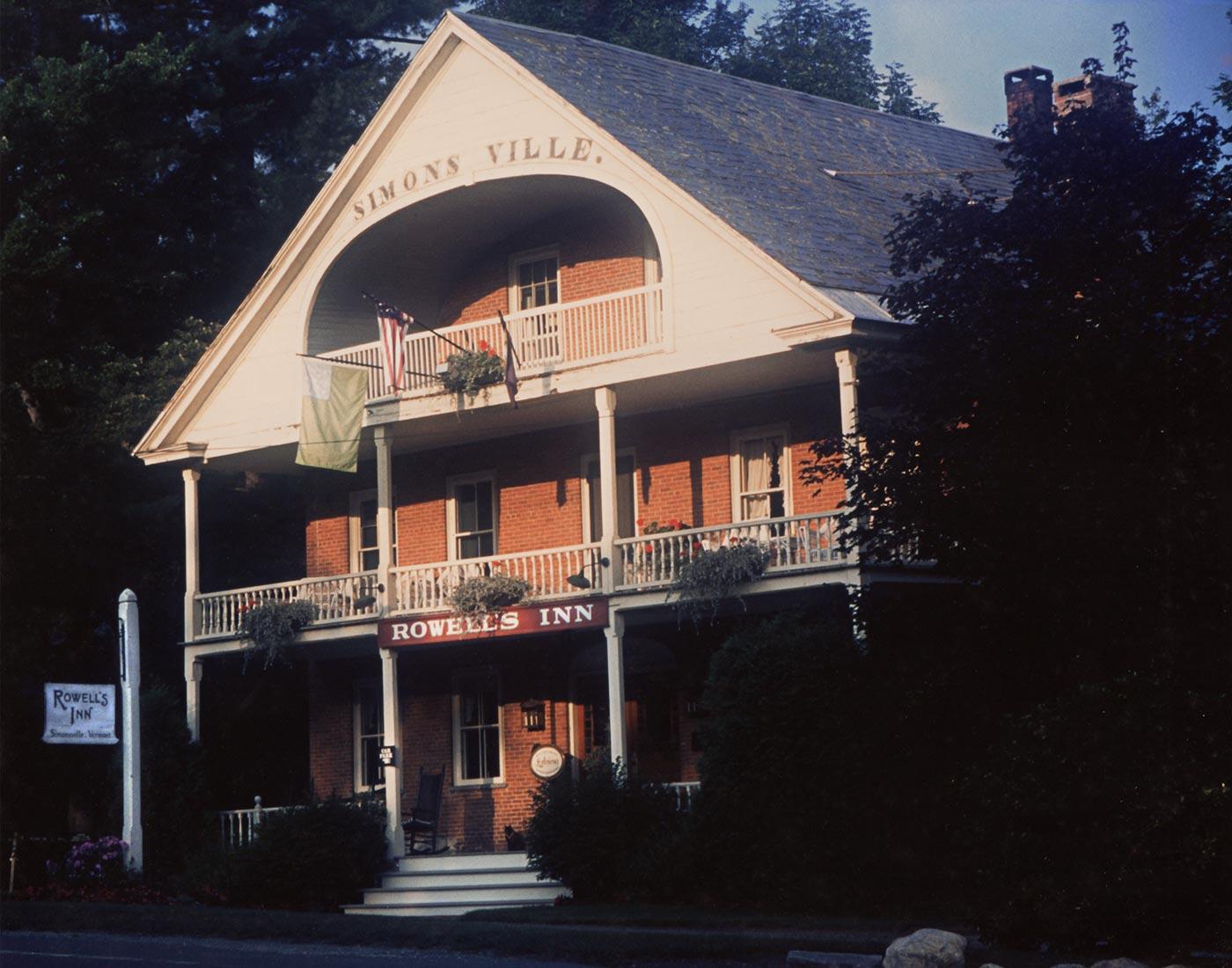 Rowell's Inn - Circa 1996