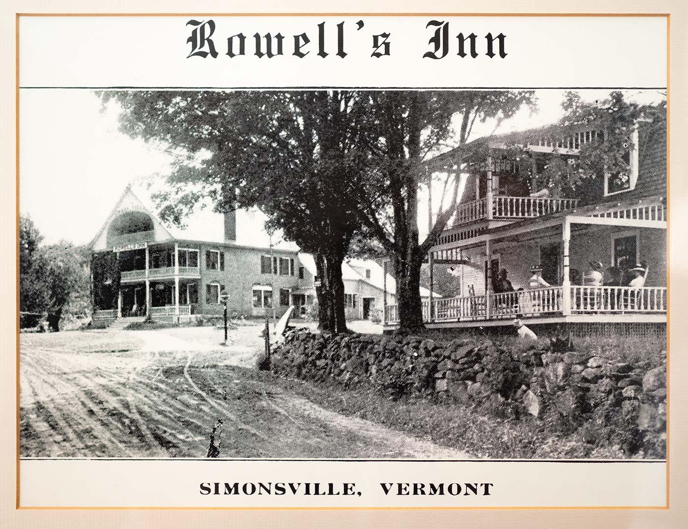 Rowell's Inn Historic Image