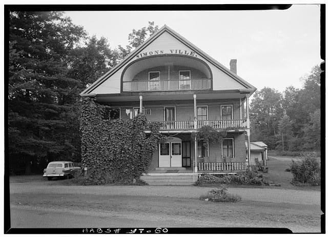 Rowell's Inn Historical Photo